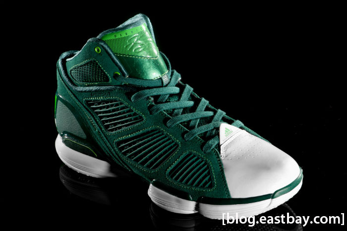 Best of 2011: adidas - adiZero Rose 1.5 St. Patrick's Day (1)