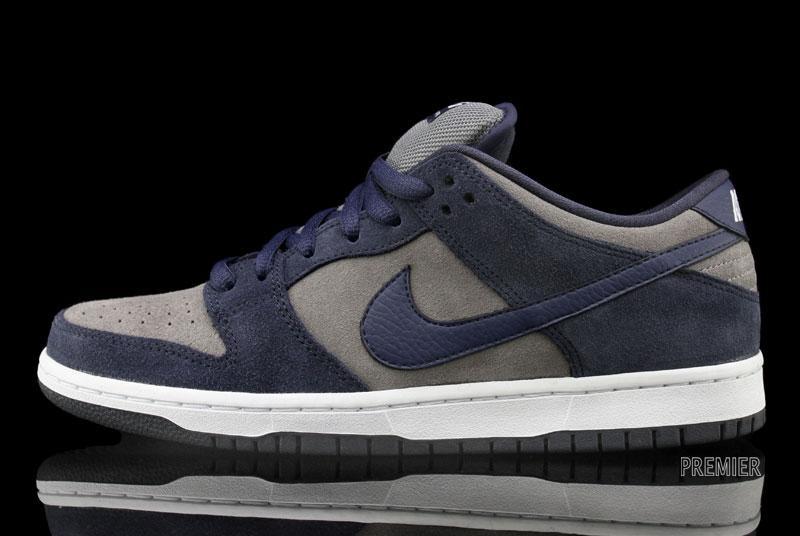 Nike SB Dunk Low Pro - Thunder Blue