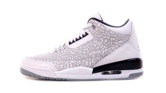 huge selection of 8c827 70714 In Context: The 'Flip' Air Jordan 3 | Sole Collector