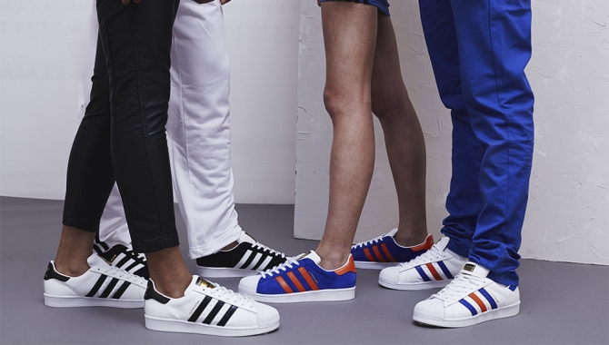 adidas superstar men vs women
