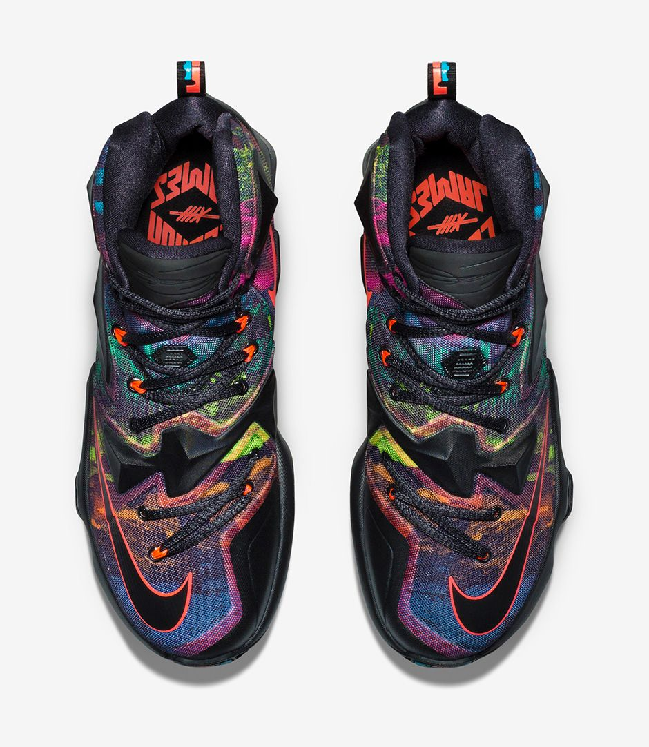 f72b522ec38c Here s an Official Look at the  Akronite Philosophy  Nike LeBron 13 ...