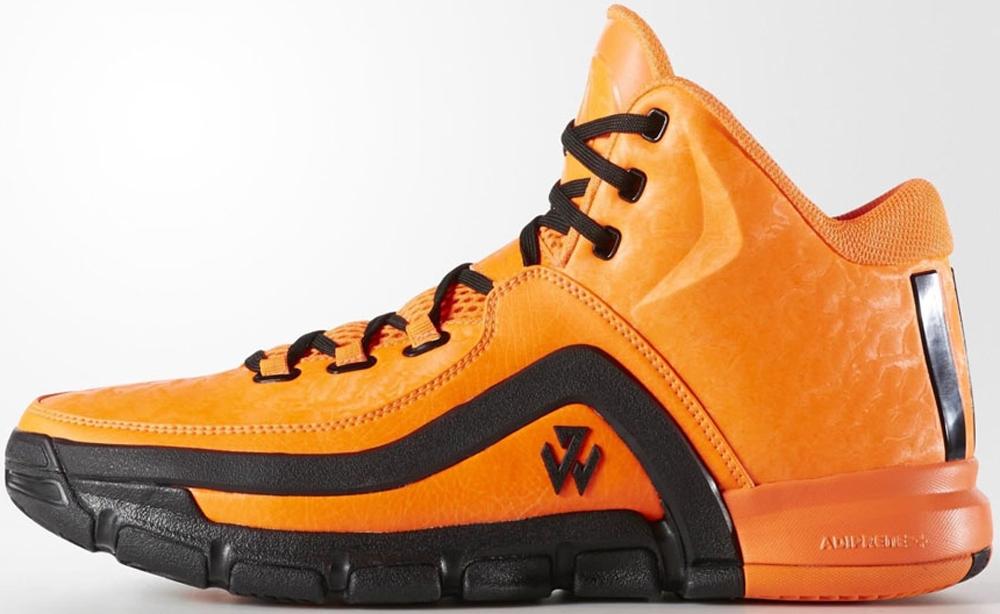 adidas J Wall 2 Orange/Black-White