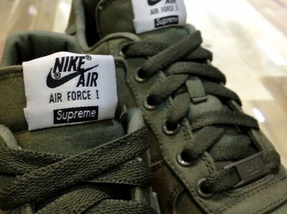 e47a09e779 Stay tuned to Sole Collector for further details on the upcoming Supreme x  Nike Air Force 1 Low 30th Anniversary Collection.