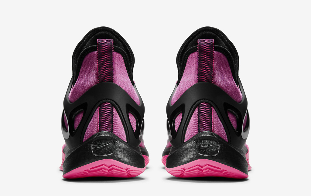 outlet store 736aa 41db2 The 'Think Pink' Nike Zoom HyperRev 2015 is available now at nike.com as  well as select Nike Basketball retailers for $130.