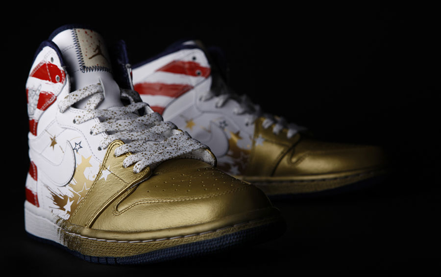 23 for 23: Air Jordan I Retro DW Auctions Raise 23K for WINGS