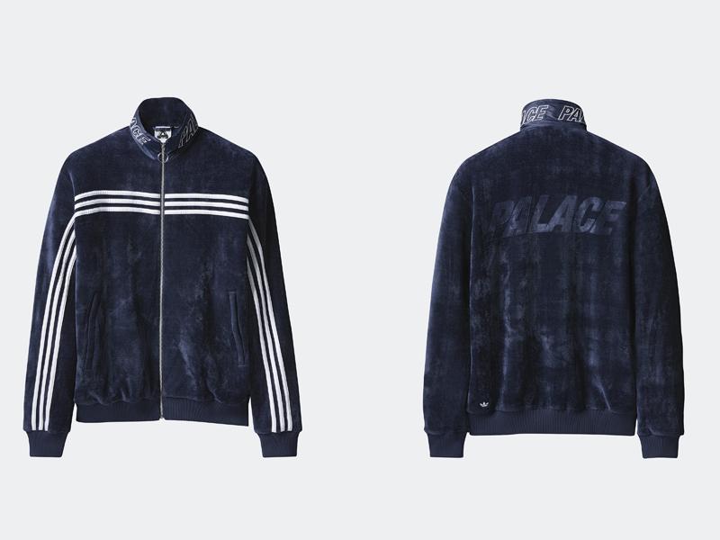 Palace x Adidas EQT Track Jacket