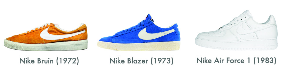 separation shoes 4c8e8 283f1 Check out the following gallery, as we showcase some of the most important  low-top hoops shoes, dating back over 30 years.