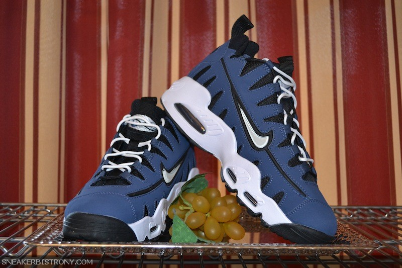 a10e3882b4 Nike Air Max NM (Nomo) - Pro Blue/White-Black - New Images | Sole ...