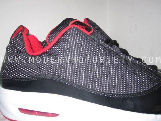new concept 9241e 91a75 Jordan CMFT Viz Air 11 Black Sport Red White 441364-001