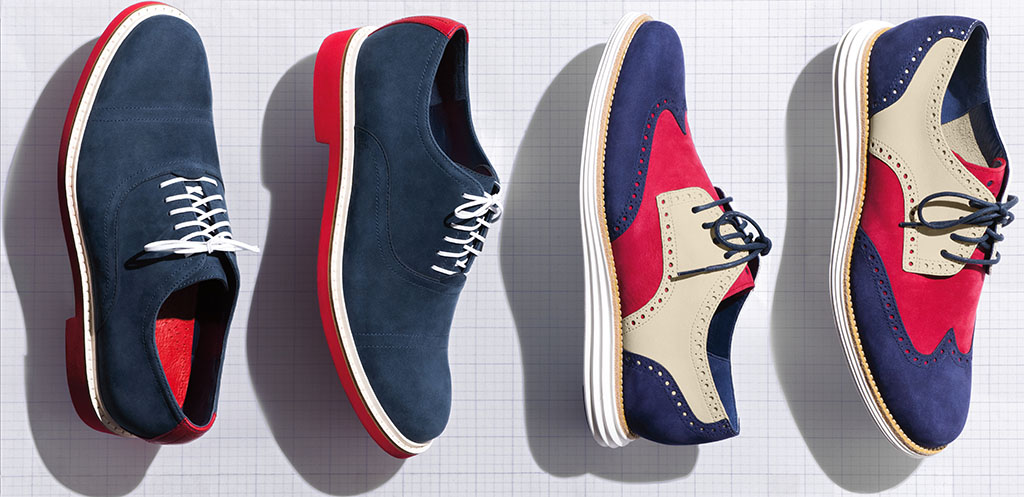 Cole Haan Independence Day 4th of July Collection 2012