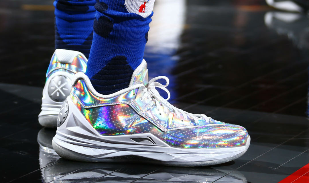Dwyane Wade Wearing the 'All-Star' Li-Ning Way of Wade 4 (2)