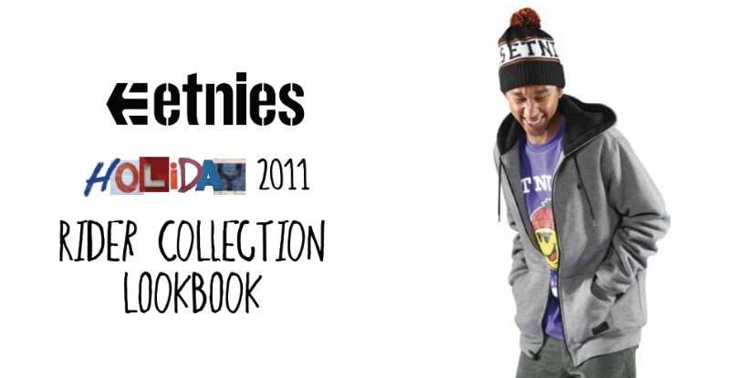etnies Holiday 2011 Ryan Sheckler and Devine Calloway Apparel Collections c834c260c034