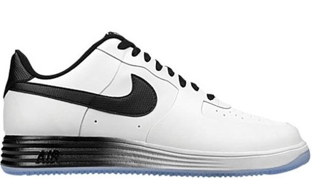 Nike Lunar Force 1 Low NS Premium White/Black