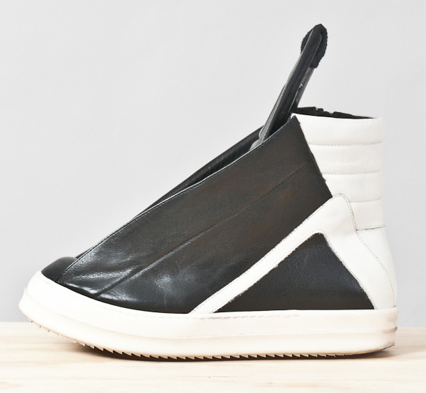 But his infamous Sailboat trainers have one of the most unique  silhouettes in sneaker ...