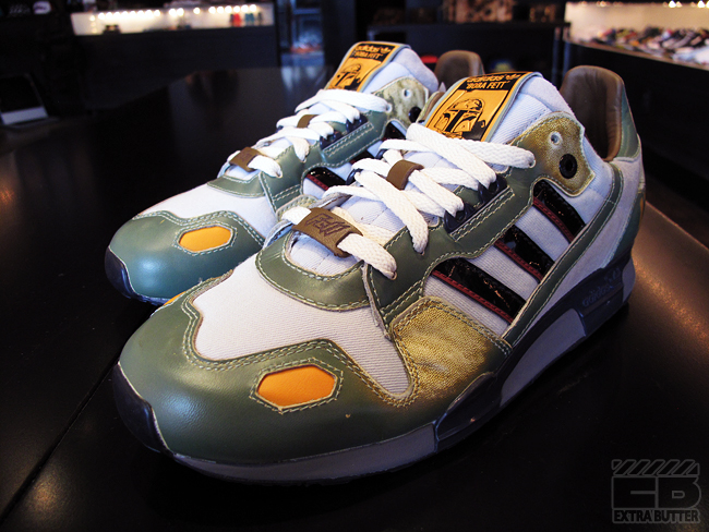 96a94803c7392 May the Force Be With You  A Brief History of Star Wars Sneakers ...