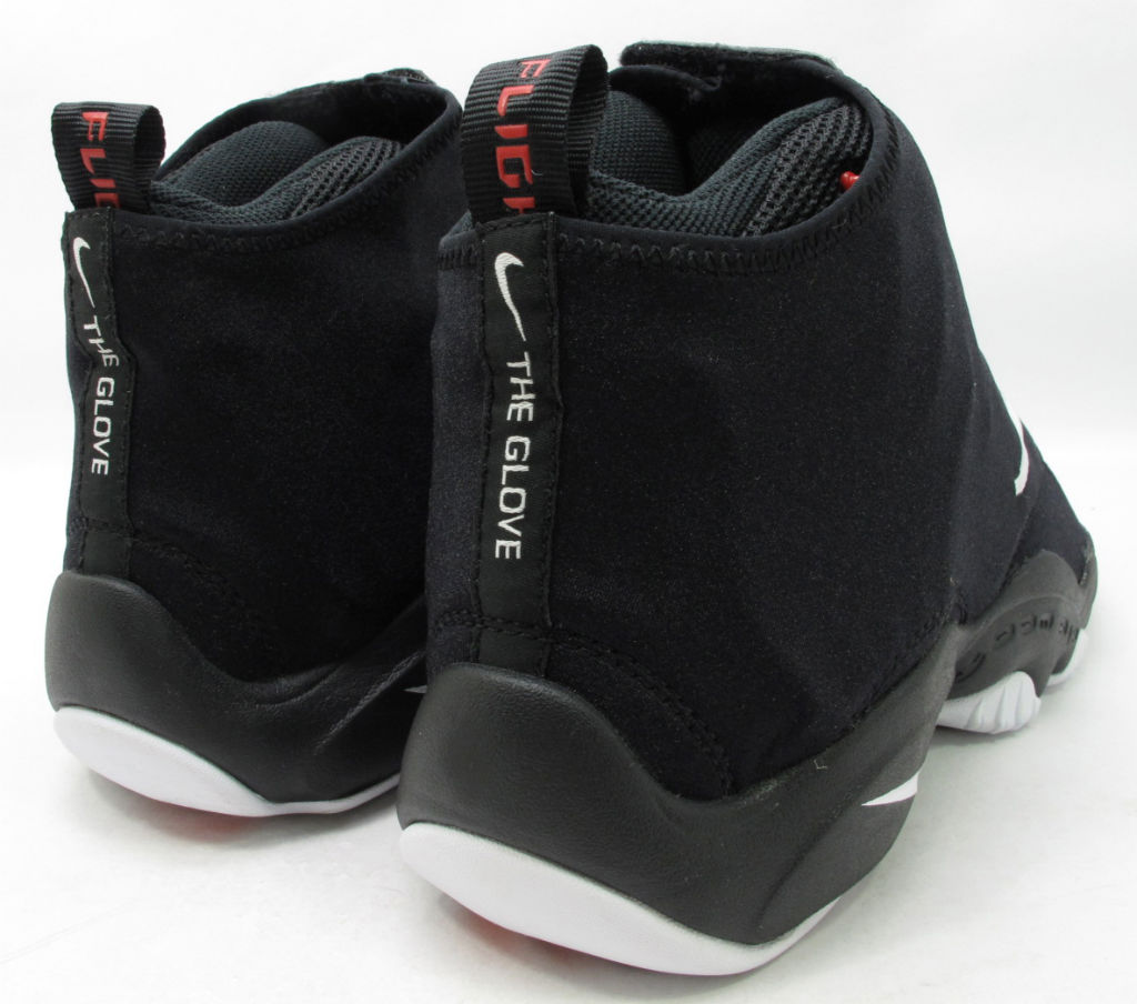 Nike Air Zoom Flight The Glove Black White University Red Release Date 616772-001 (3)