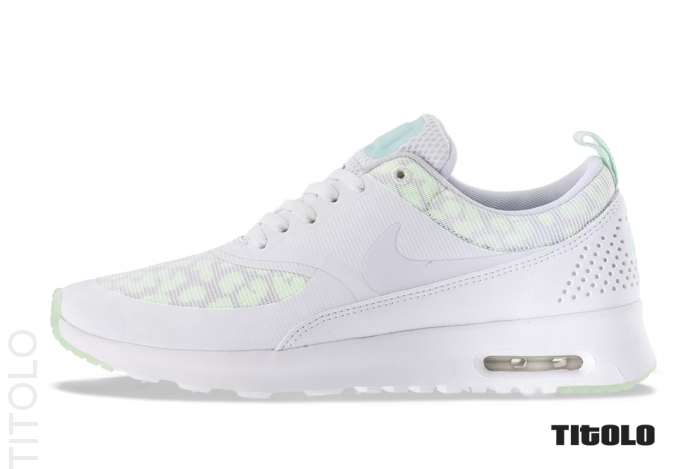 nike womens air max thea glow in the dark mint candy 2