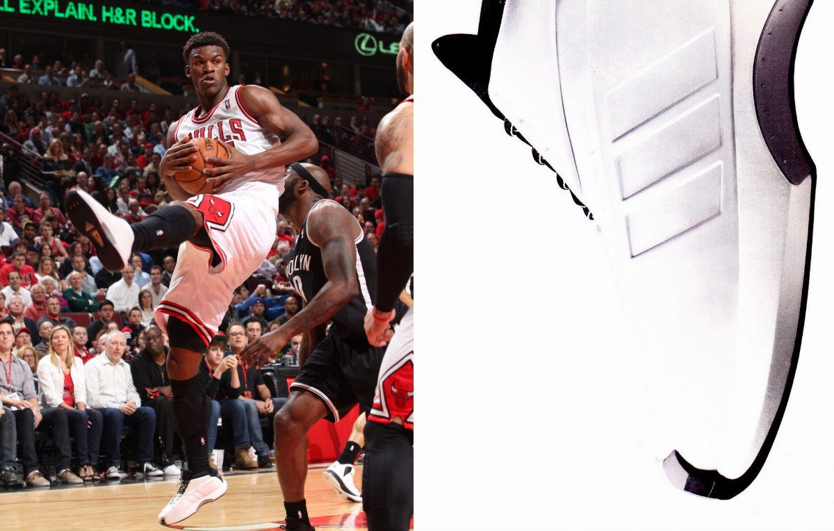 Jimmy Butler wearing adidas The Kobe (7)