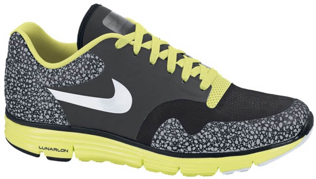 Nike Lunar Safari Fuse+ Anthracite/White-Volt-Black