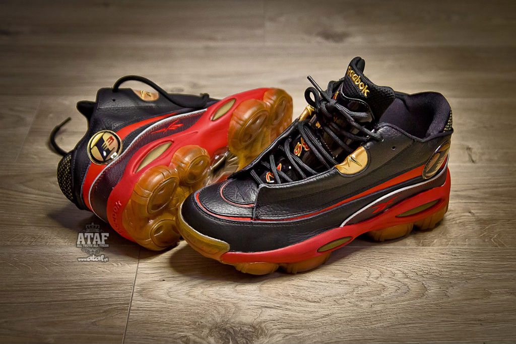Reebok Answer 1 DMX 10 Black Red Gold Release Date J02565 (2)