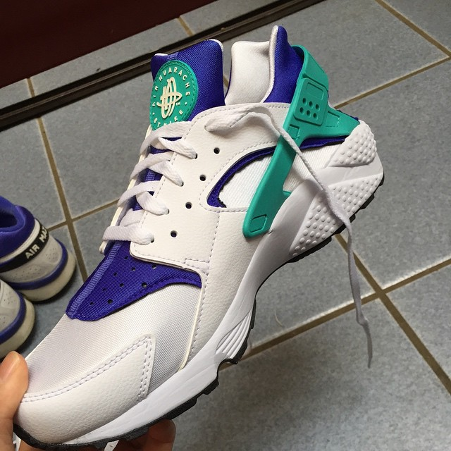 reputable site 81a0d fd7c8 Best NIKEiD Air Huarache Run Designs on Instagram (25)