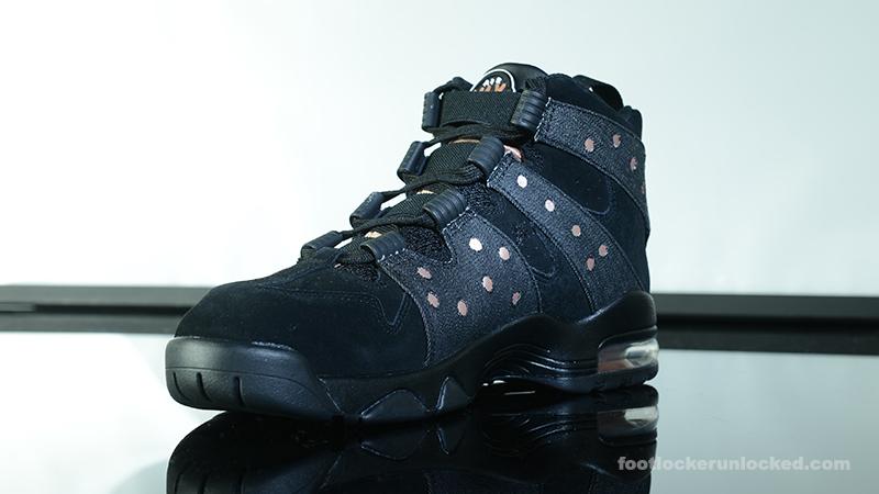 Charles Barkley\u0027s Sneaker Comeback Goes Lifestyle