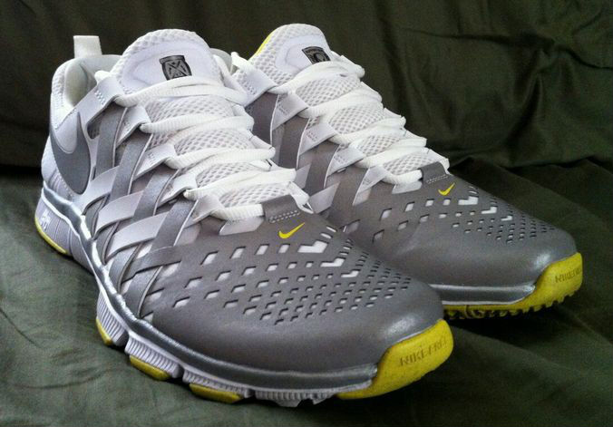 Nike Free Trainer 5.0 V4 Oregon Ducks Spring Game (1)