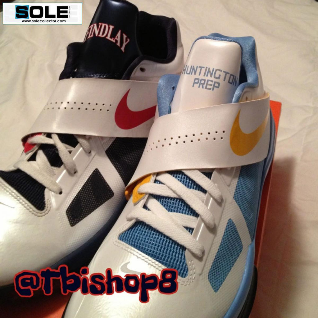 Spotlight // Pickups of the Week 5.26.13 - Nike Zoom KD IV NHSI PEs by tbish