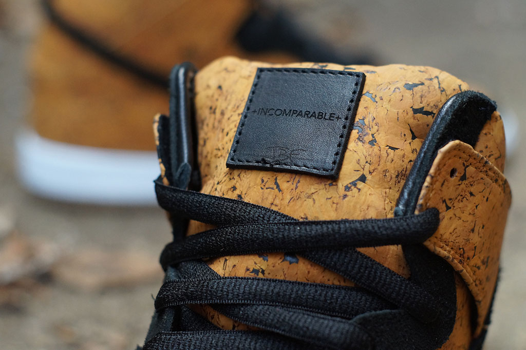 Nike Dunk High SB 'Cork' by JBF Customs (1)