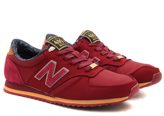 Herschel Supply Co. x New Balance Fall 2013 Collection - Available ... 955db93c7b60