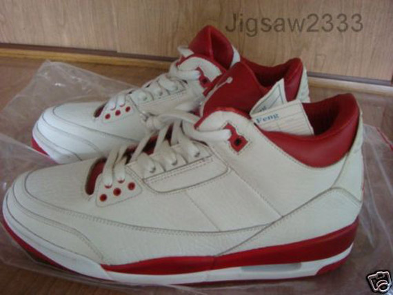 28 Air Jordan 3 Samples That Never Released  b6fa15295