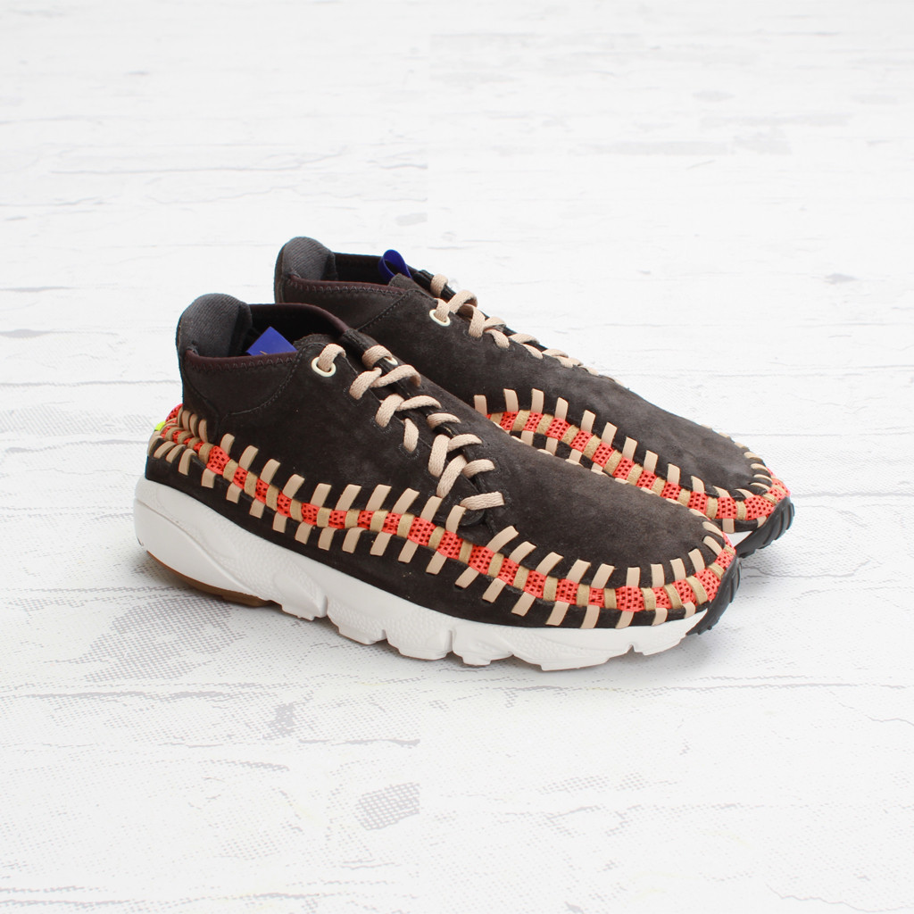 new concept 58ab5 75824 Nike Air Footscape Woven Chukka Knit -