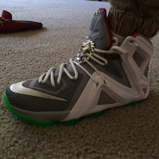 65ac6051db6e1 The 23 Best Nike LeBron 12 Elite iD Designs On Instagram | Sole ...