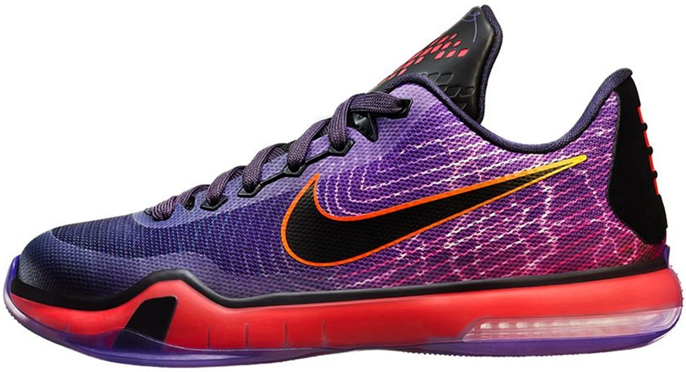 Nike Kobe X GS Hero