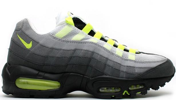 Nike Air Max '95 OG White/Neon Yellow-Black-Anthracite