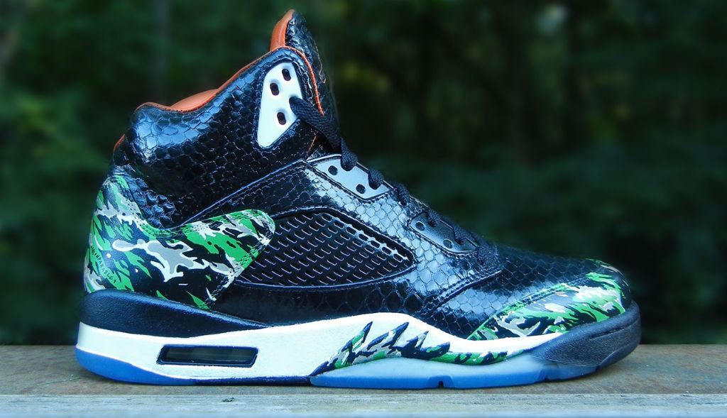 Mache x JBF Customs - Air Jordan V 5 Atmos Best of Both Worlds (1)