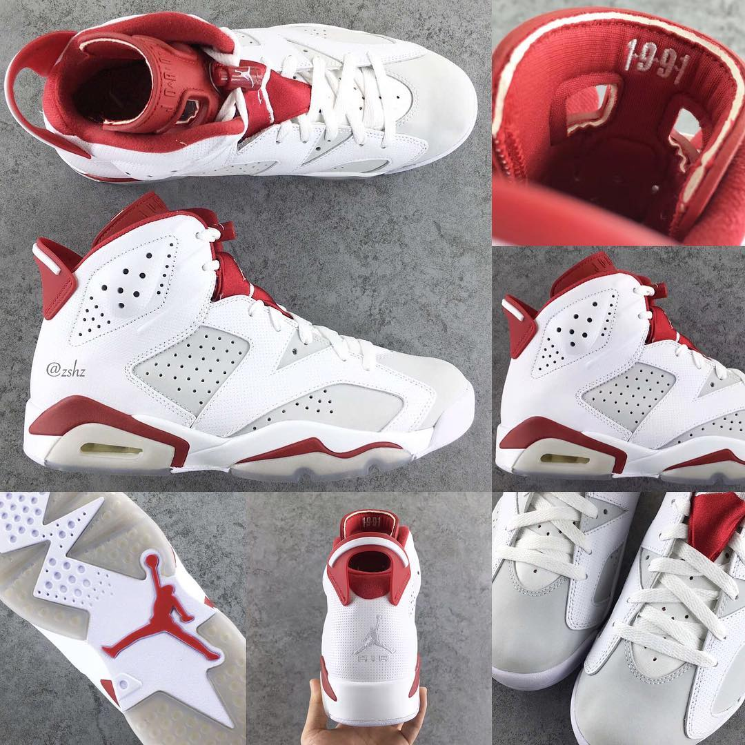finest selection d2c83 9cce5 Air Jordan 6