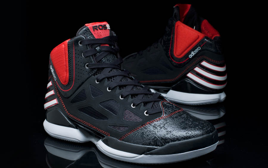 d396b96f621 Derrick Rose Debuts and Reviews the New adidas adiZero Rose 2.5 ...