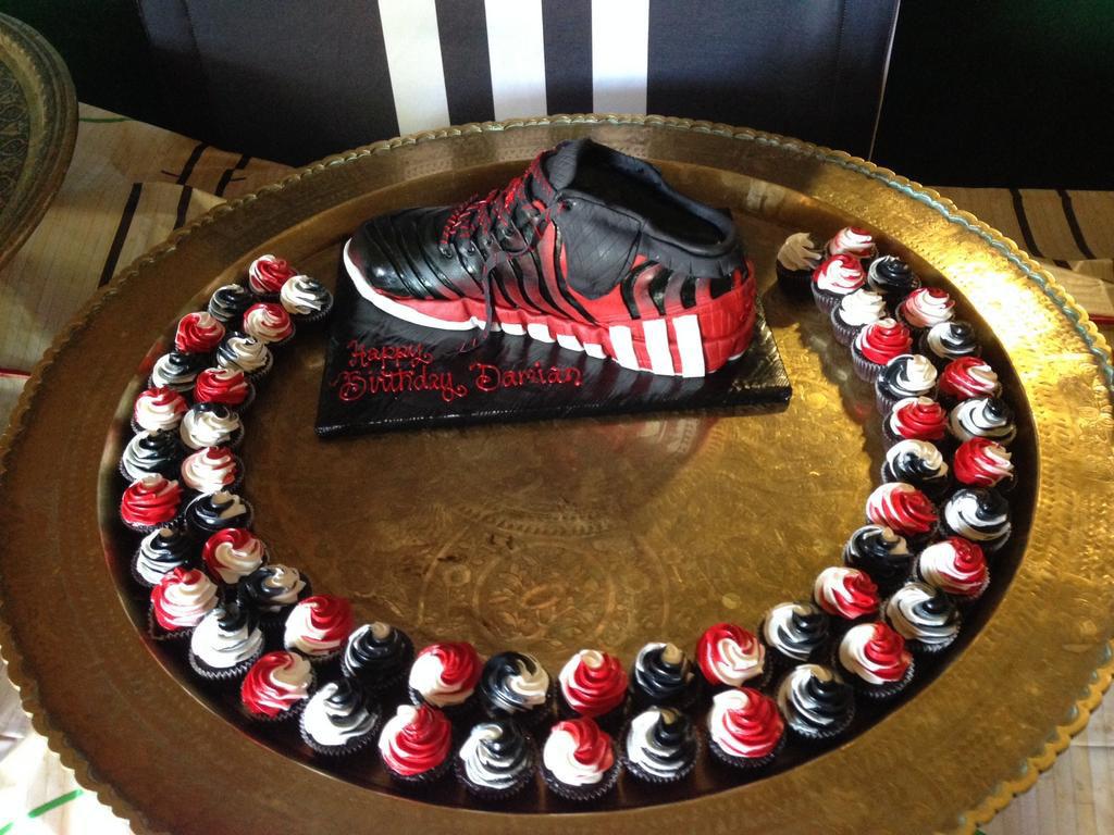Dame Lillard Receives Adidas Crazyquick 2 Birthday Cake Sole Collector