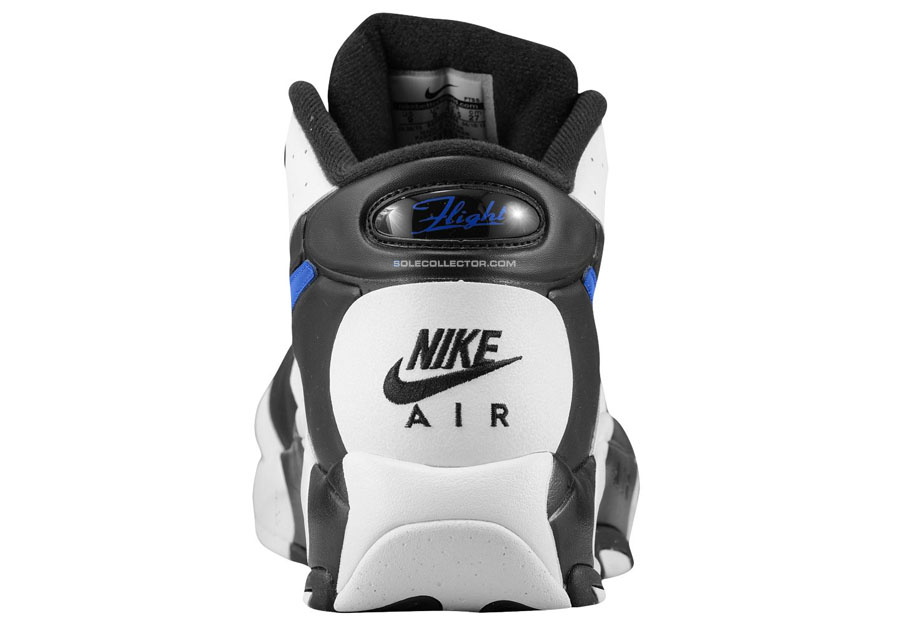 Nike Air Up '14 Black/Game Royal-White 630929-004 Release Date (3)