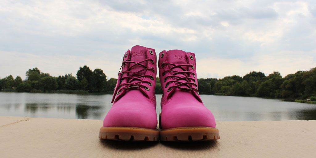 Susan G. Komen x Timberland Breast Cancer Awareness Pink Boot (7)