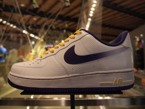 6d9ae776809 The  Kobe  Nike Air Force 1 Low is expected to hit select retailers on  April 12th.