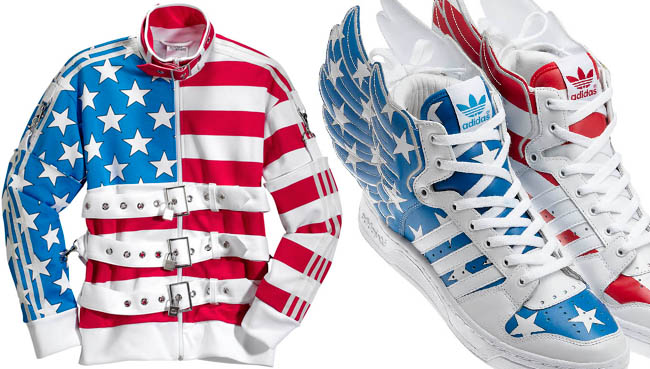 huge discount eba8f afddb adidas Originals by Jeremy Scott Spring Summer 2012 - February Releases