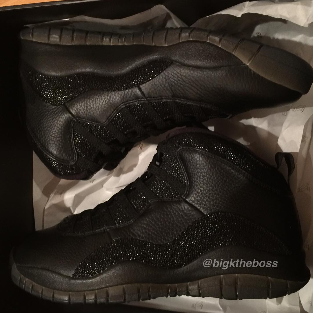 4f4be37a10a6 Jordan Brand Unveils the Black OVO Collection