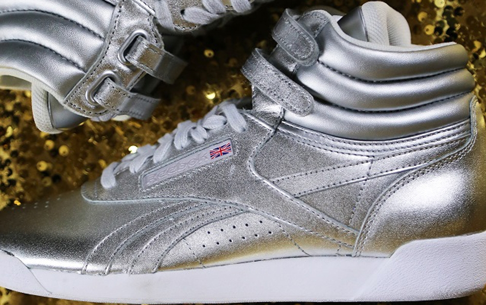 Villa x Reebok Freestyle High Pump Women's Silver
