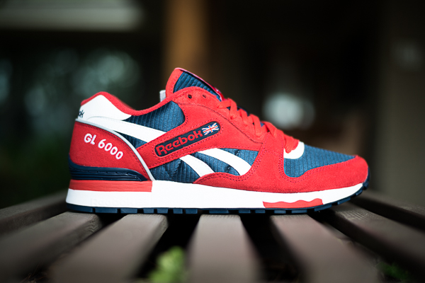 red white and blue reebok classics