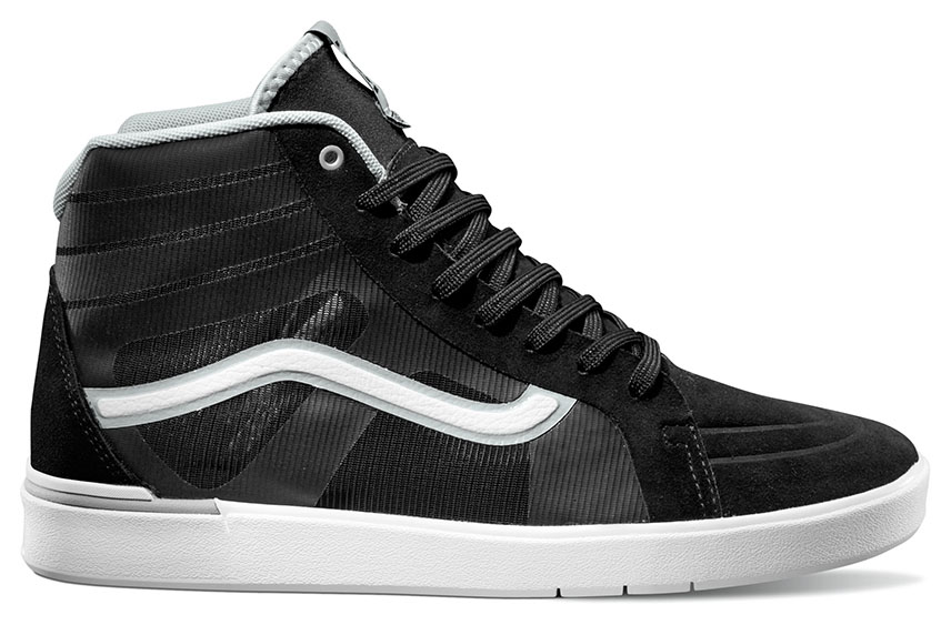 Vans LXVI Python Pack - Parameter in Black/White