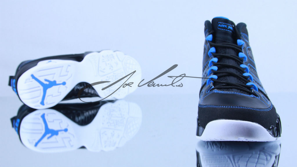 Air Jordan IX 9 Photo Blue White 302370-007 (4)