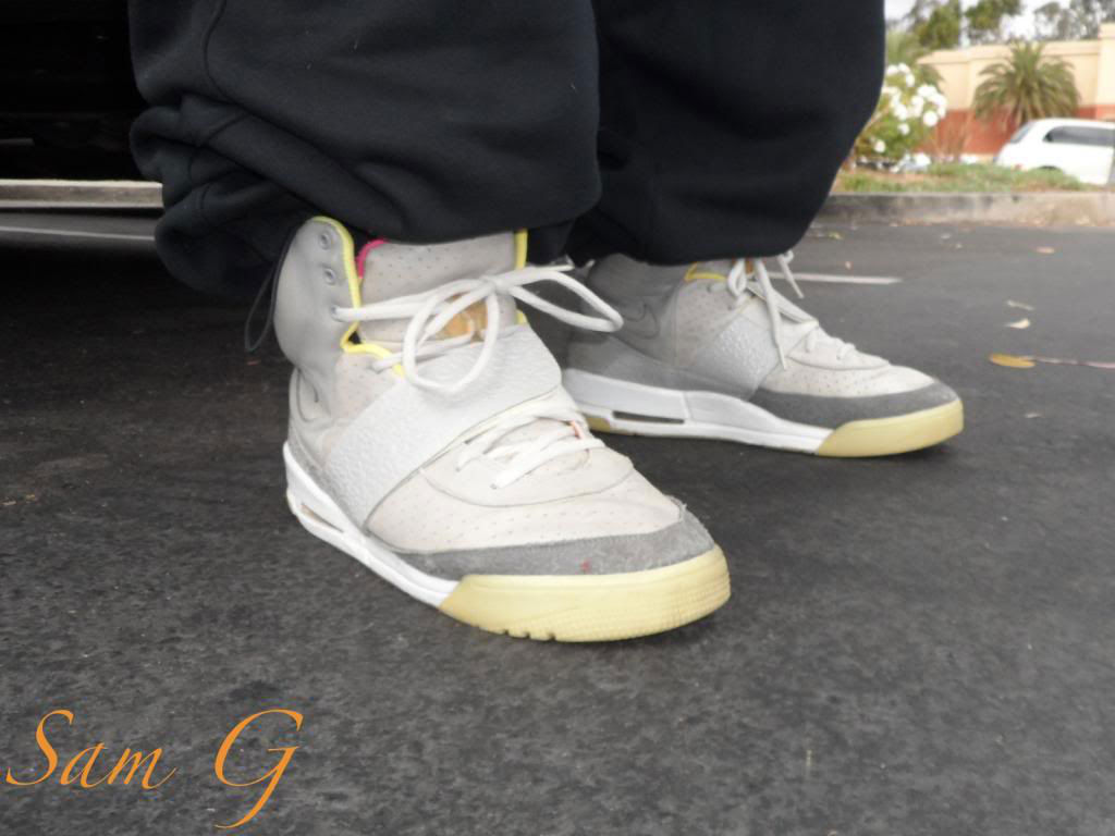 Spotlight // Forum Staff Weekly WDYWT? - 10.12.13 - Nike Air Yeezy Zen Grey by lashoecollector