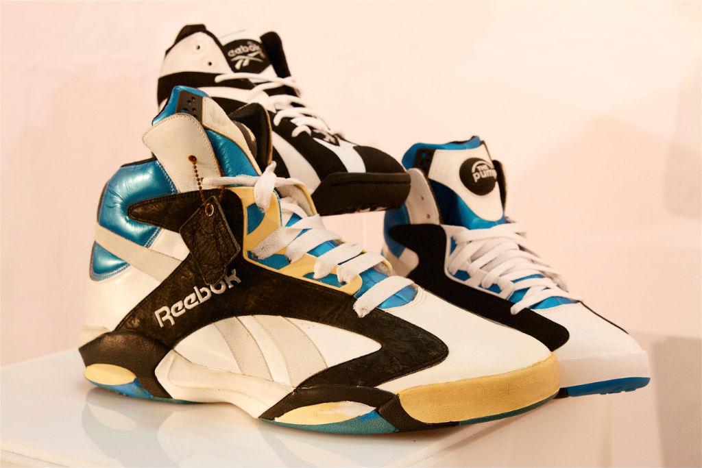 Shaq, Swizz Beatz & Tyga For Reebok Classics At Project (1)
